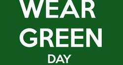 Friday is Green Spirit Day